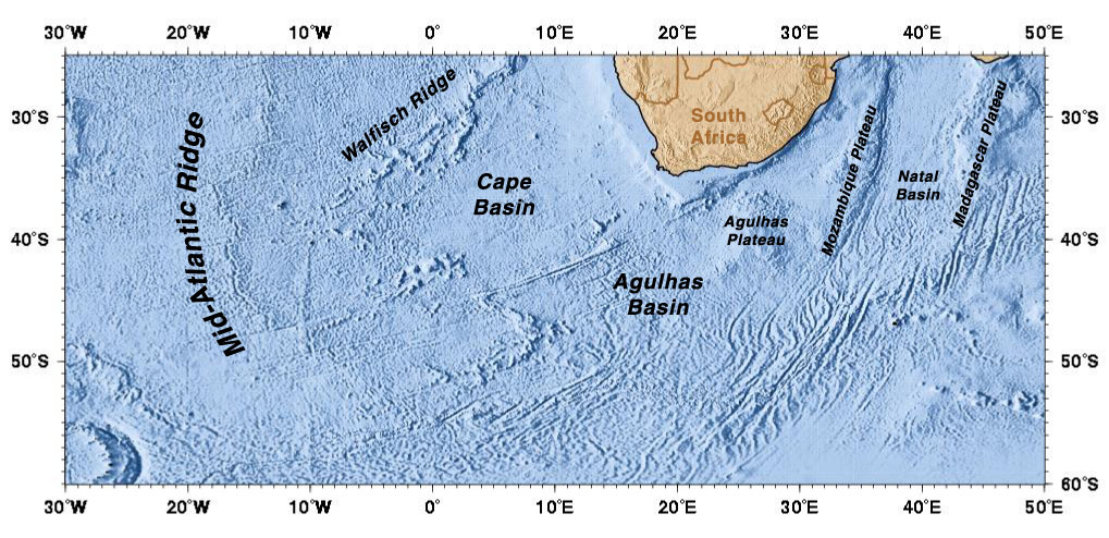 The South Atlantic Current