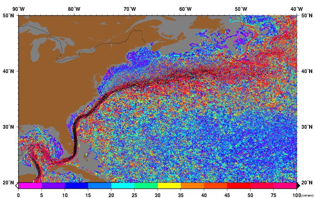 Florida Map Gulf.The Gulf Stream