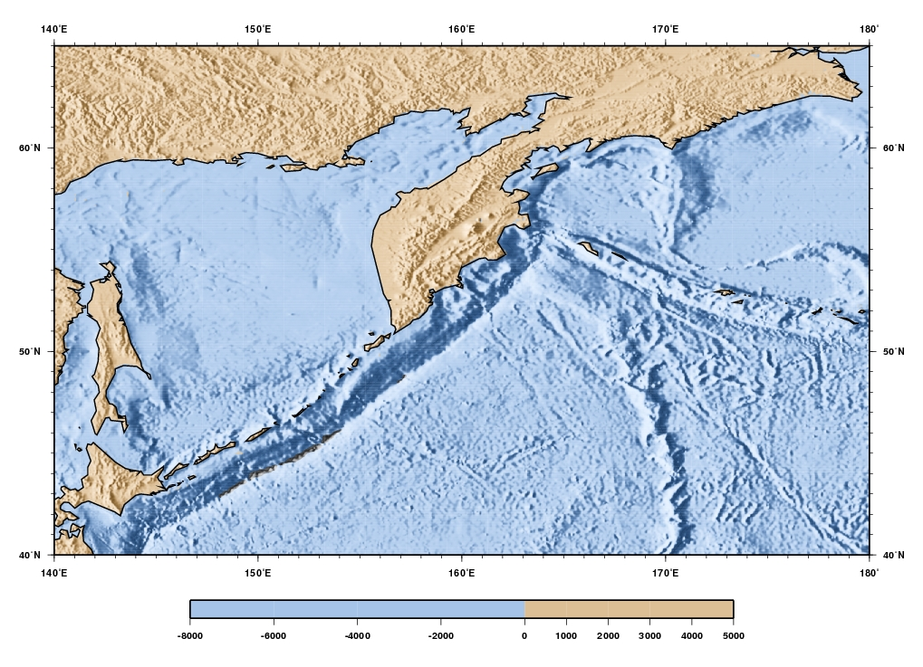 pacific ocean currents names - photo #30