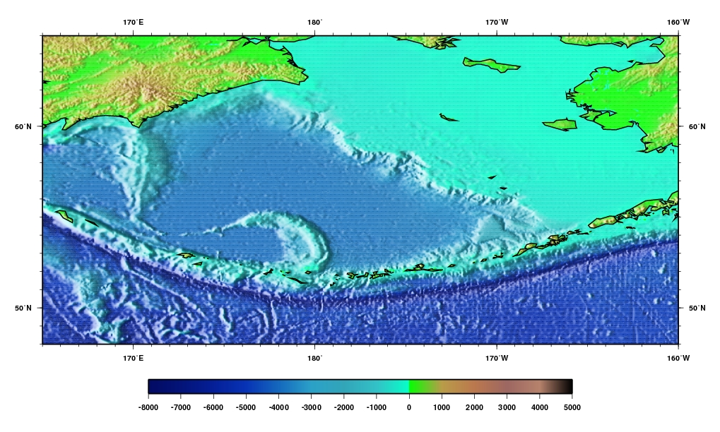 pacific ocean currents names - photo #24