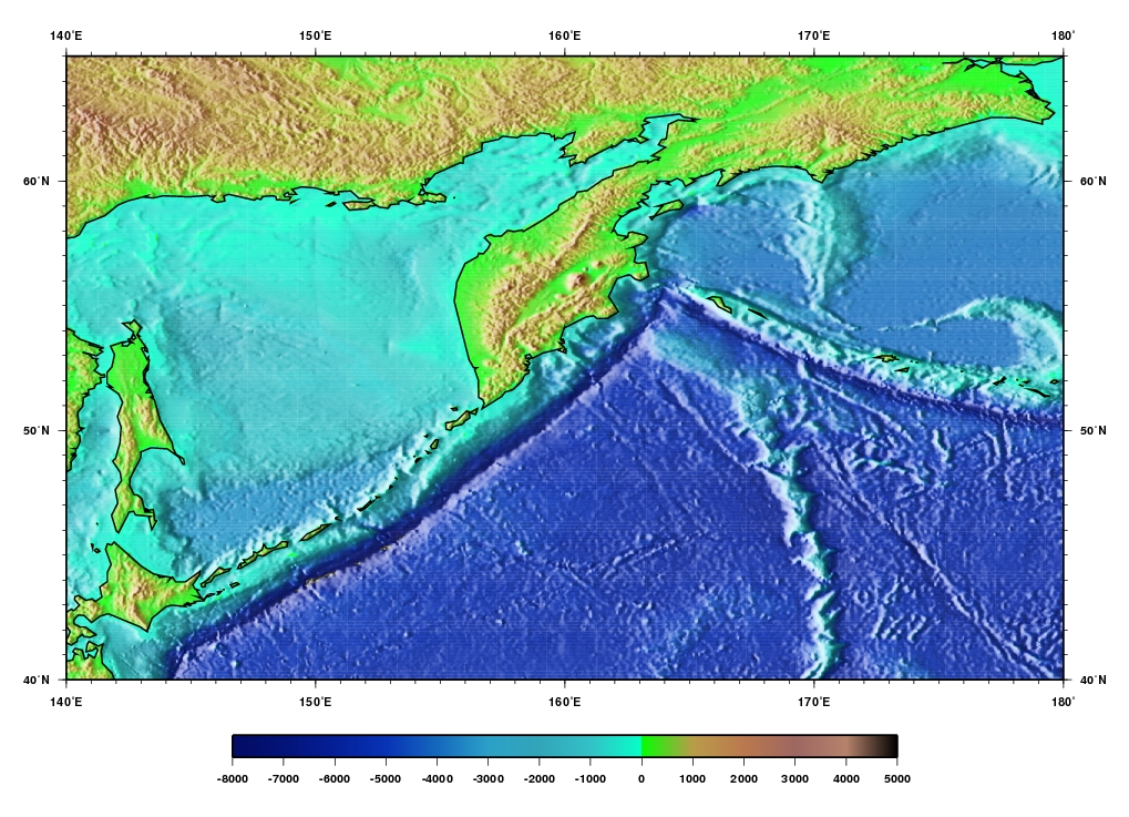 pacific ocean currents names - photo #45